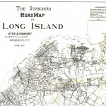 The Standard Road Map of Long Island, 1897