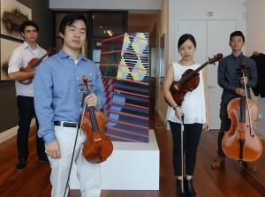 Art of Violin musicians