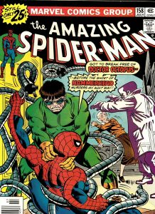 """""""Hammerhead is Out!"""" The Amazing Spider-Man, no. 158. NY: Marvel Comics Group, July 1976."""