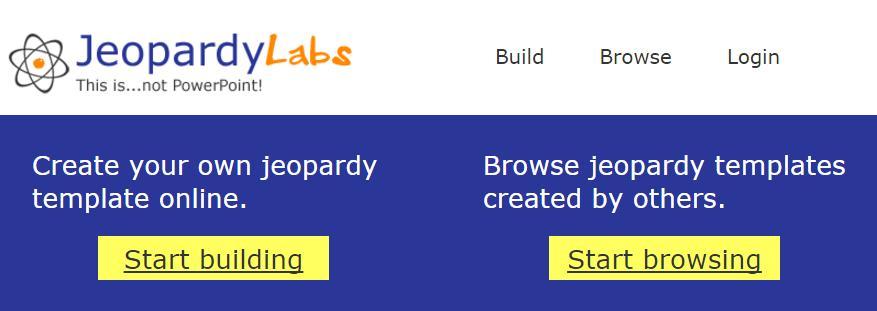Tech Spotlight: Jeopardy Labs | Stony Brook University Libraries