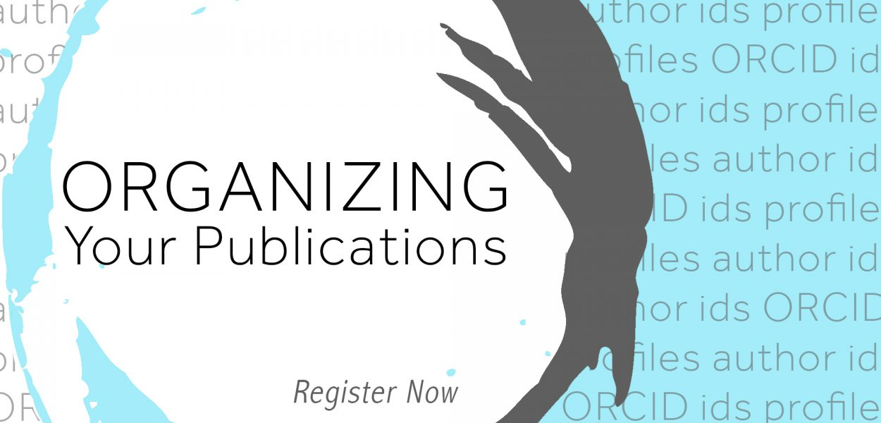 Organizing Your Publications