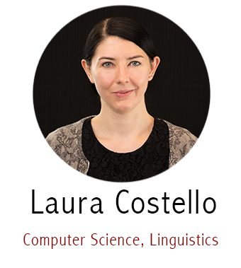 Laura Costello, Subject Specialist for Computer Science, Linguistics