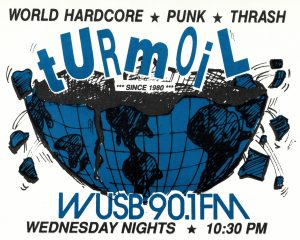 Turmoil Radio Collection, Special Collections, Stony Brook University Libraries