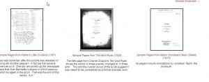 tech spotlight american film scripts online university libraries