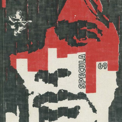 Cover, Specula yearbook, 1969.