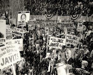 Senator Jacob K. Javits Collection. New York State Republican Convention, 1962.