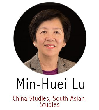 Min-Huei Lu, Subject Specialist for China Studies, South Asian Studies