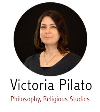 Victoria Pilato, Subject Specialist for Philosophy, Religious Studies