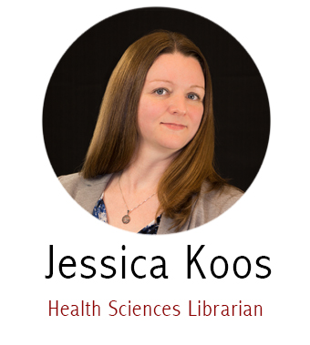 Jessica Koos, Health Sciences Librarian