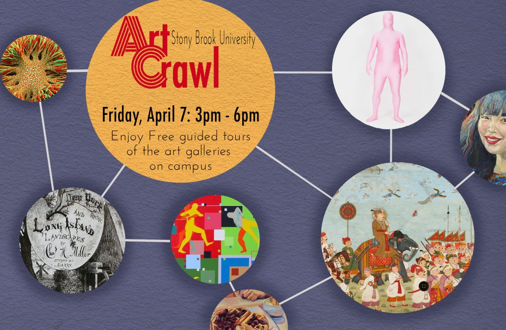 Art Crawl, Spring 2017