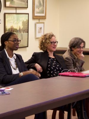 An Interdisciplinary Panel on Gender in Honor of Women's History Month