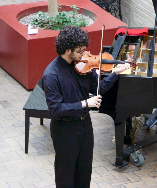 Art of the Violin Concert Series