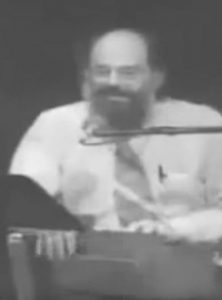 "Watch: ""A Conversation with Allen Ginsberg"" at Stony Brook University. Filmed May 11, 1978."