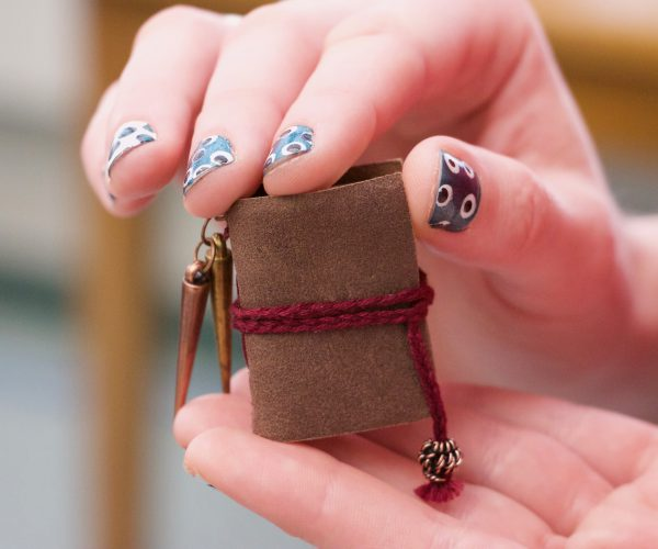 How to Make a Tiny Book Workshop