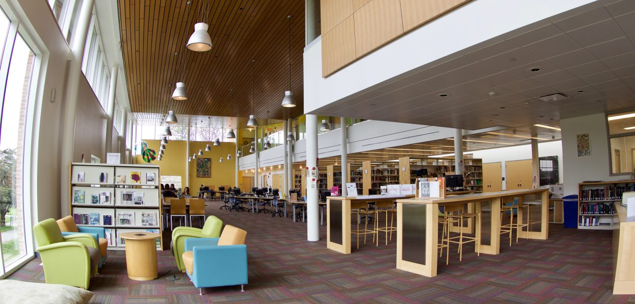 Southampton Library interior