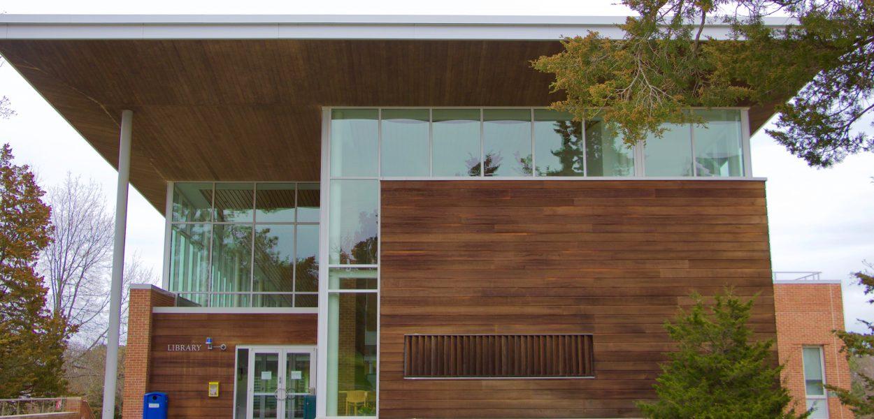 Southampton Library exterior