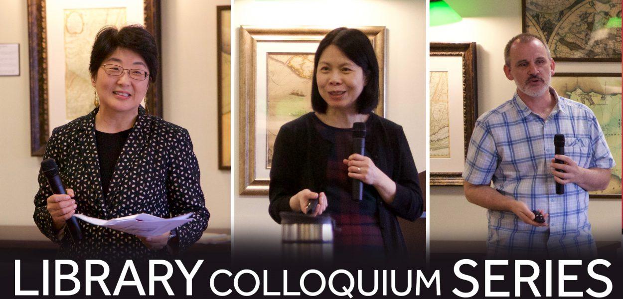 Library Colloquium Series