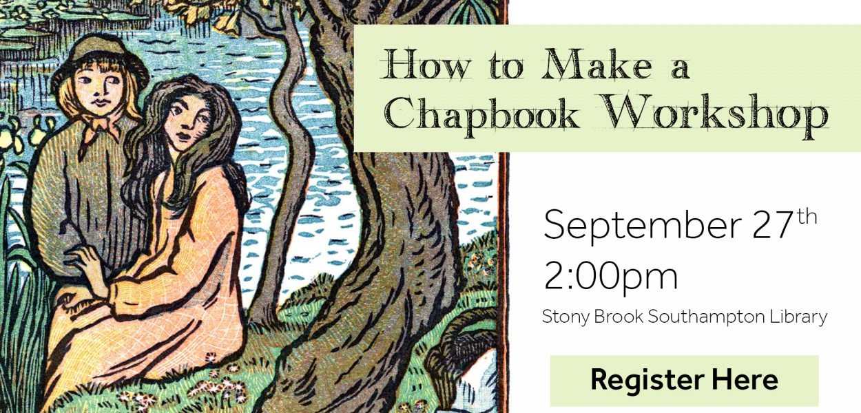 How to make a chapbook