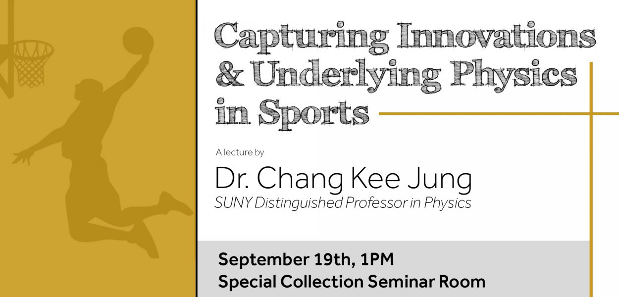 Capturing Innovations & Underlying physics in sports