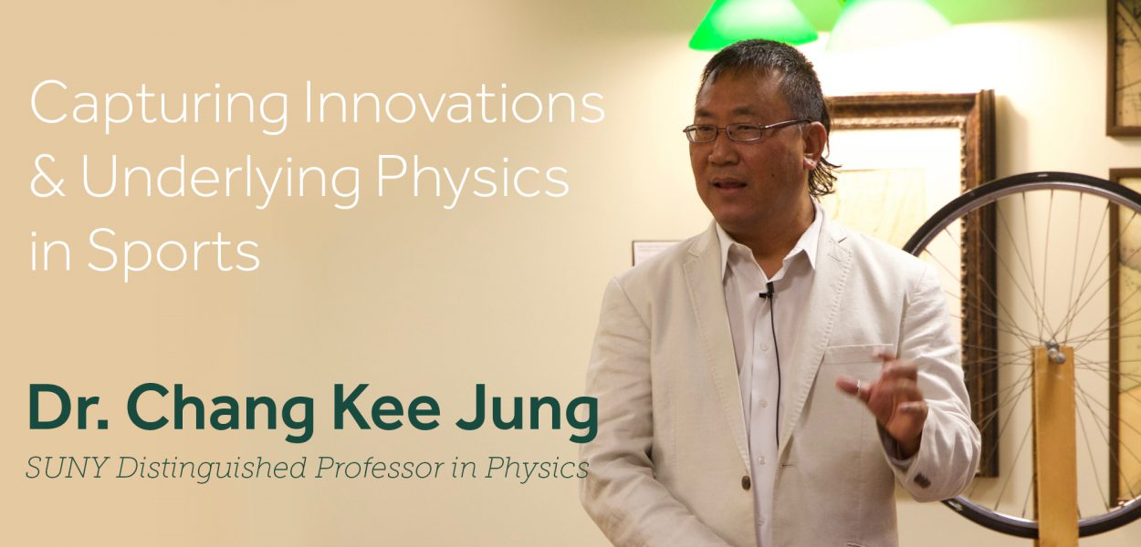 Dr Chang Kee Jung lecture