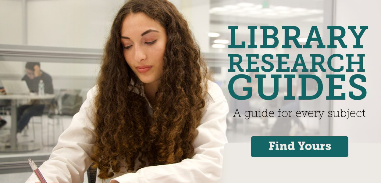 Subject and research guides
