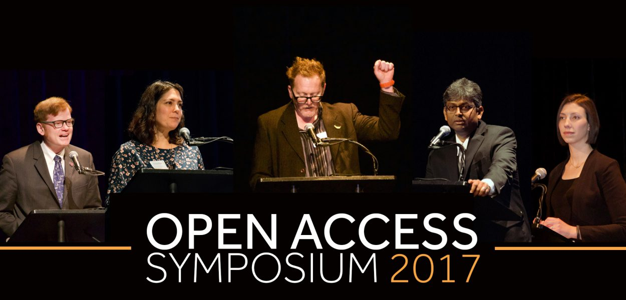Open Access Symposium 2017