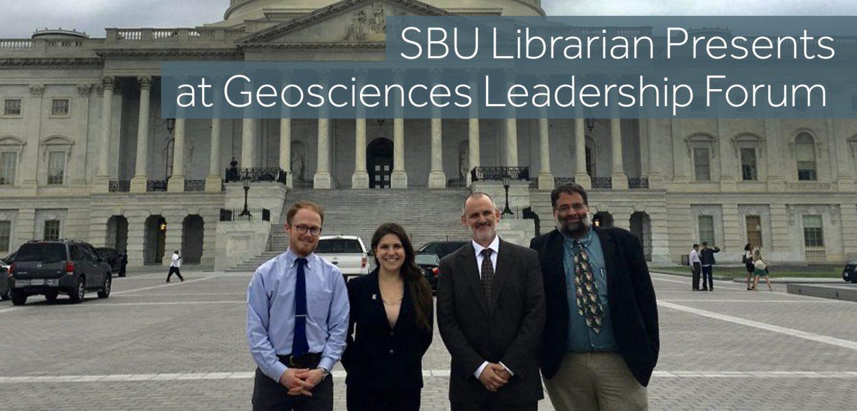 Geosciences Leadership Forum presentation