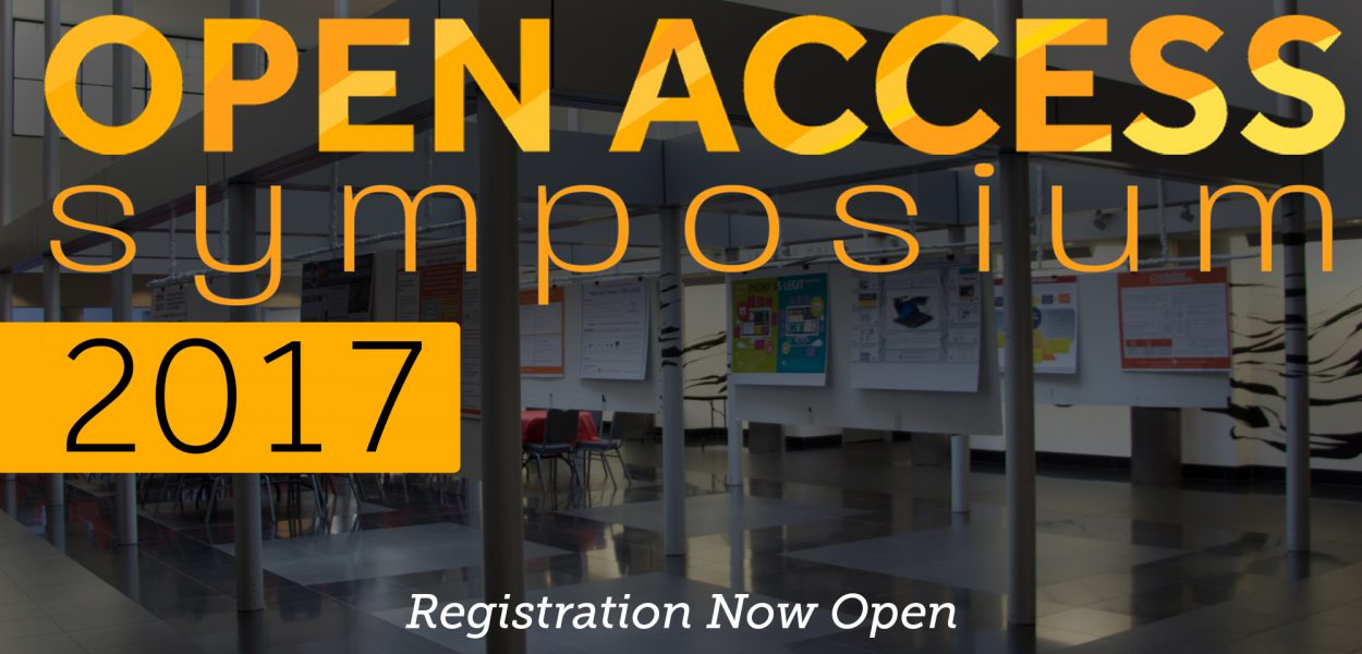 Open access symposium registration 2017