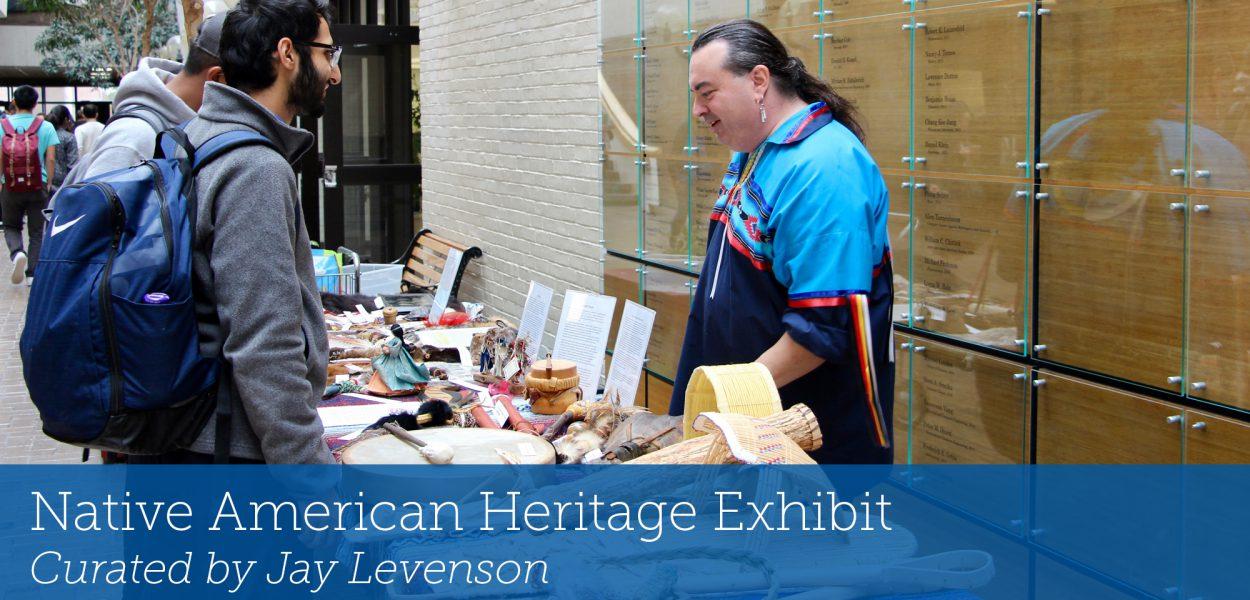 Native American Heritage Exhibit
