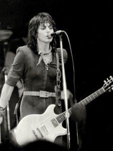 Joan Jett, 1983.
