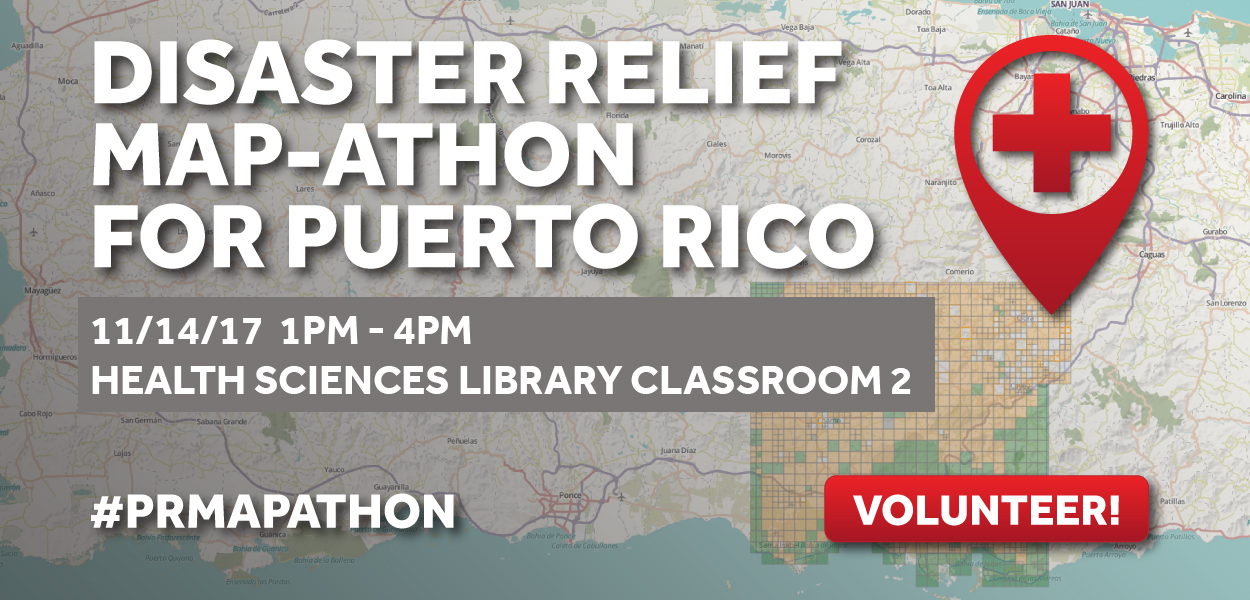 DISASTER RELIEF MAPATHON