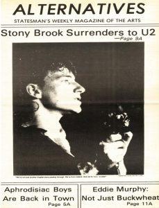 U2, 1983.