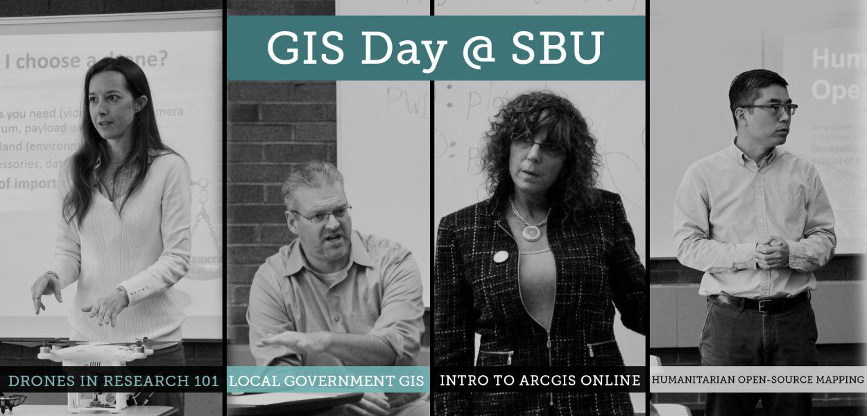 GIS Day at SBU