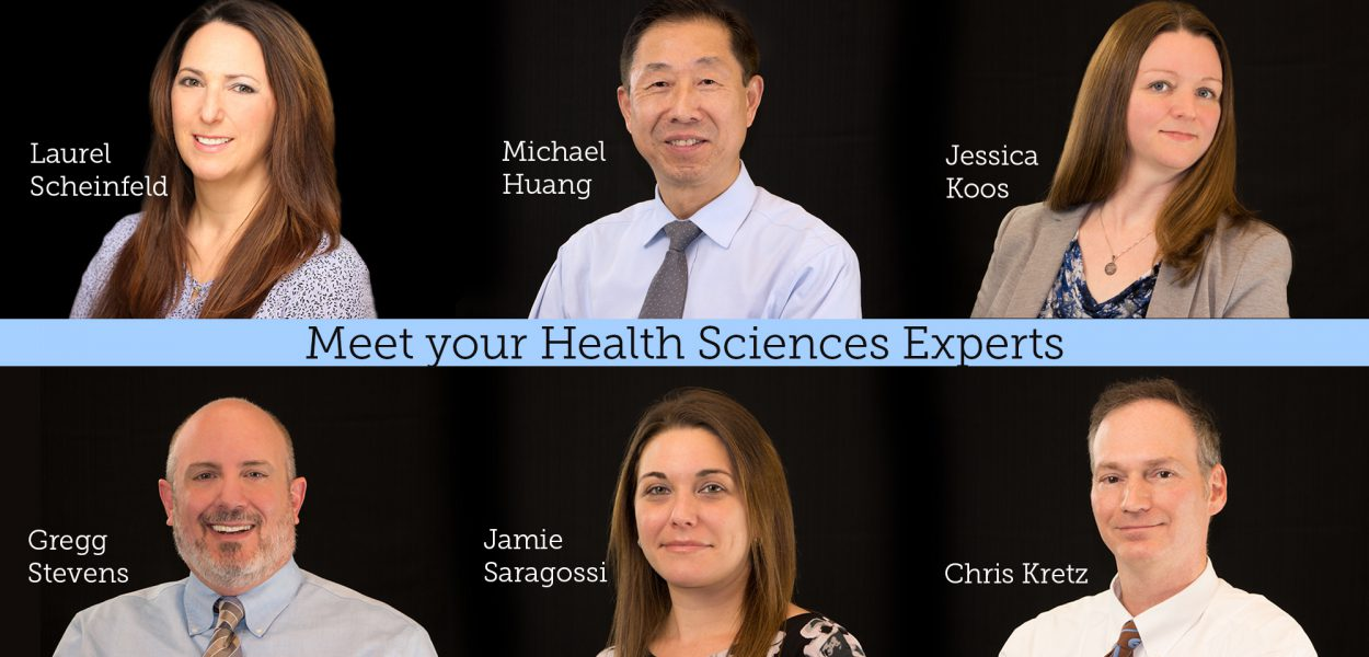 Health sciences experts