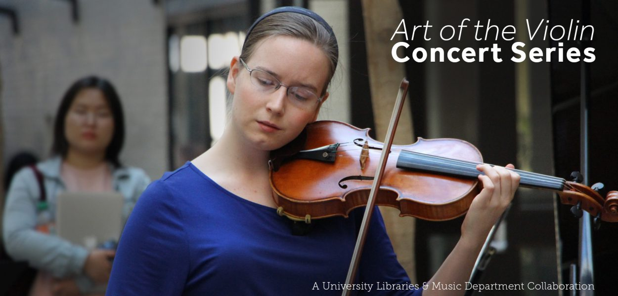 art of the violin concert