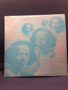 Anthology of Piano Music by Black Composers. Ruth Norman, piano. Opus One  Records. No. 39, 1978. Music Library Audio LP 16897.