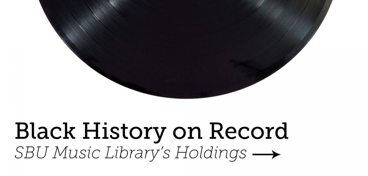 Black history on record