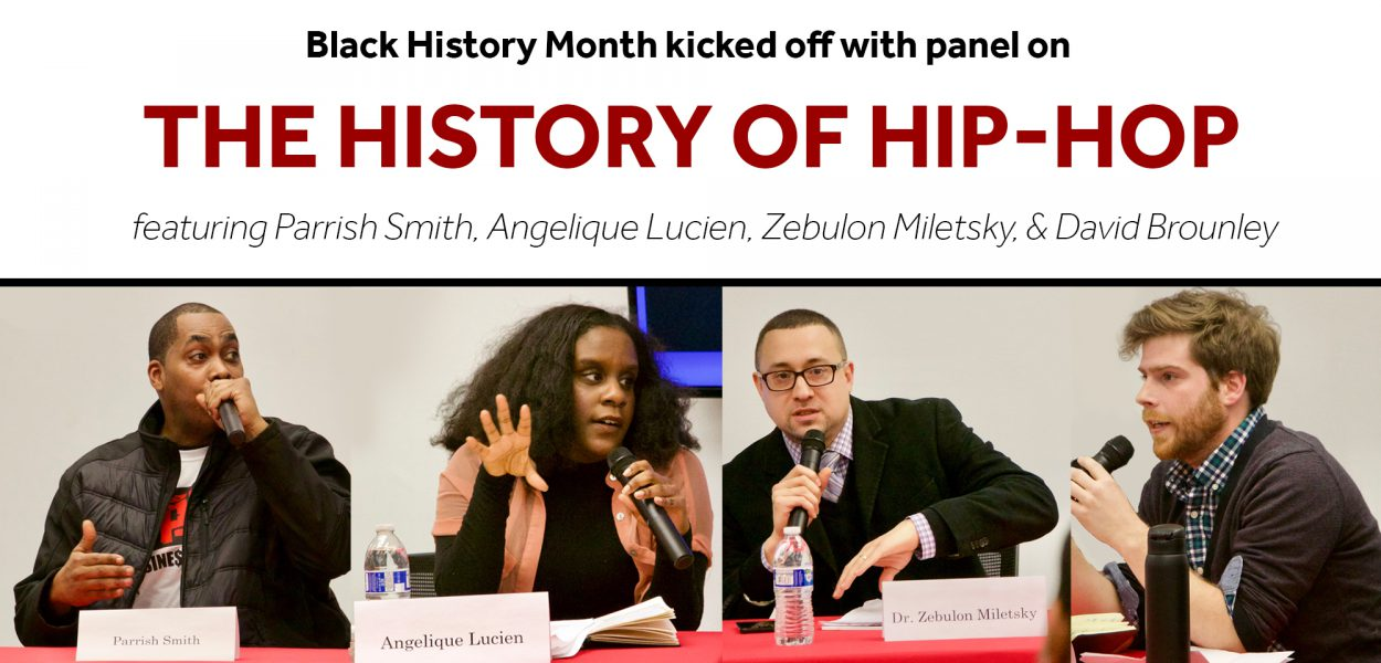 History of Hip Hop Recap