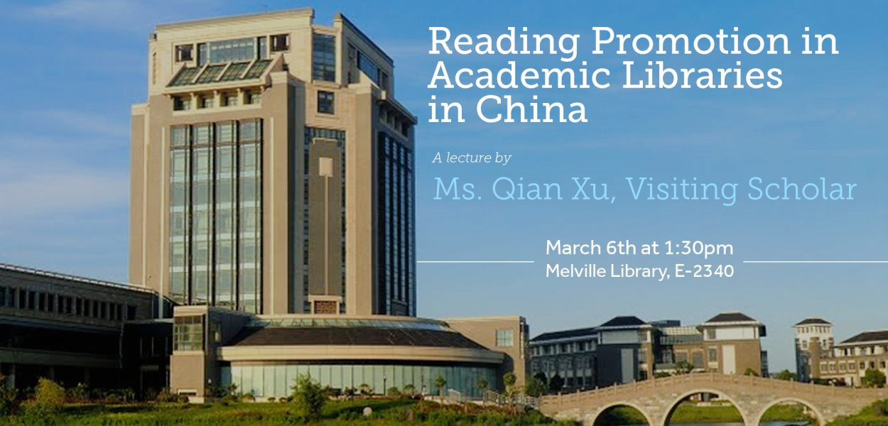 Reading promotion in academic libraries in china