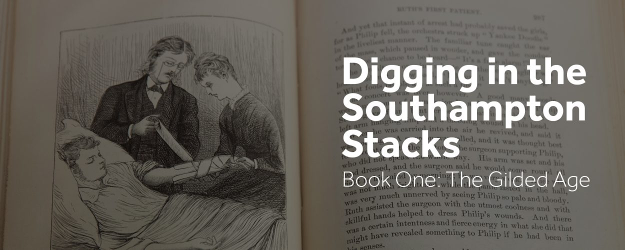 Digging in the Southampton Stacks