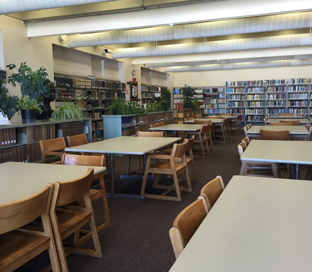 Math, Physics, and Astronomy Library