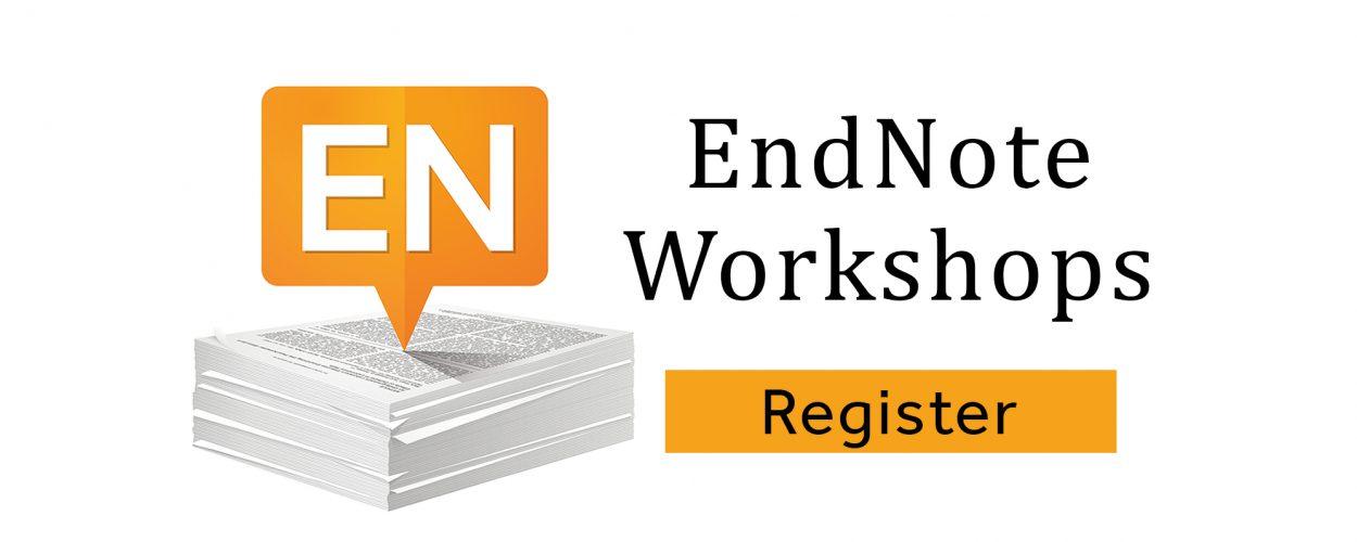 EndNote Workshops