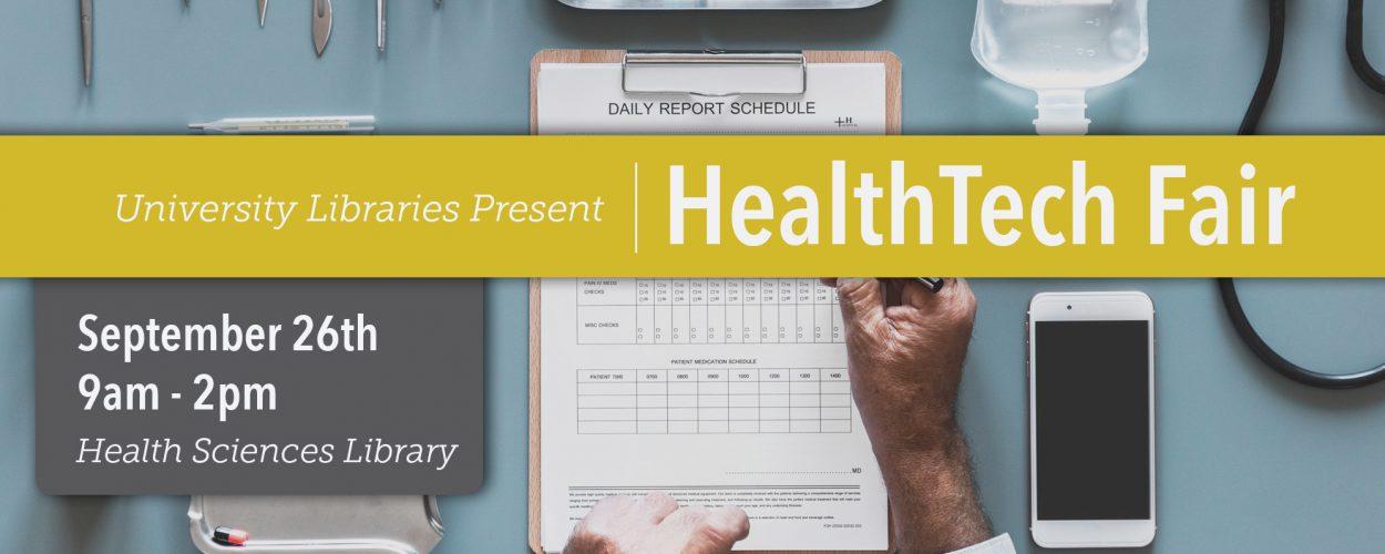 HealthTech Fair 2018