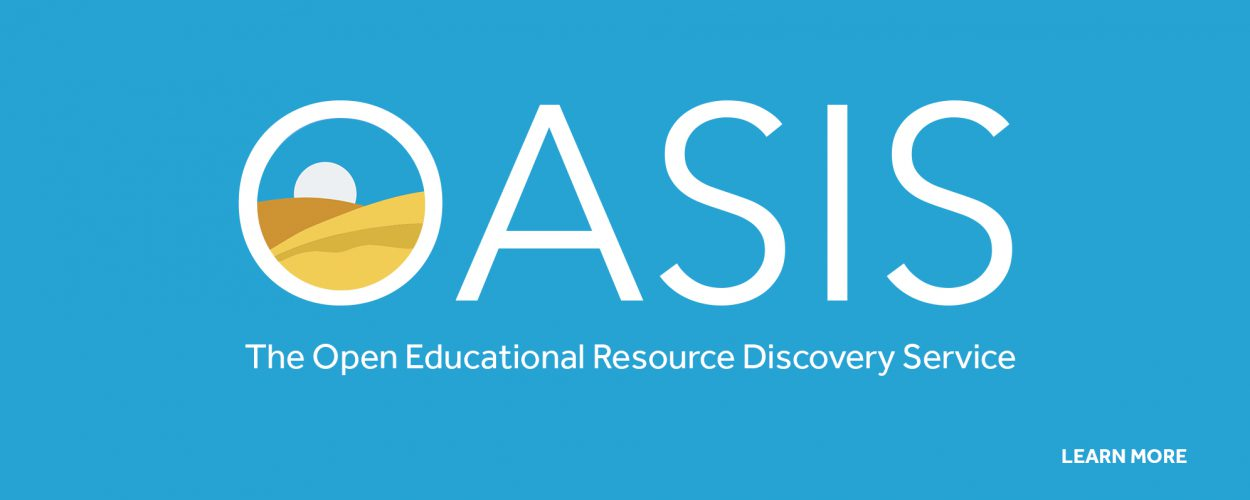 Logo for OASIS: The Open Educational Resource Discovery Service