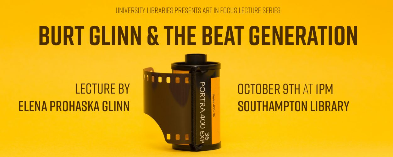 Burt Glinn and the Beat Generation