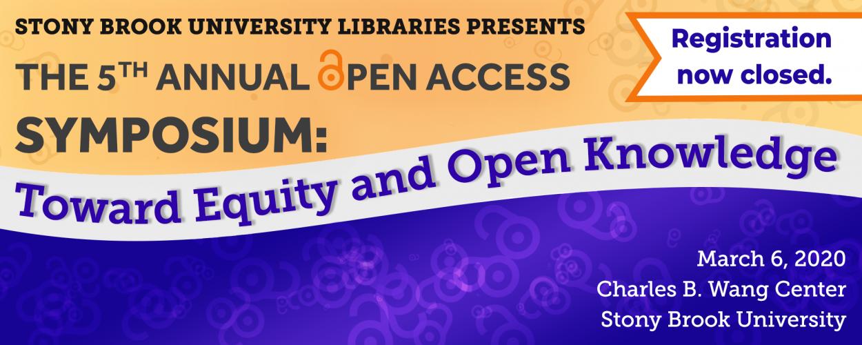 5th Annual Open Access Symposium