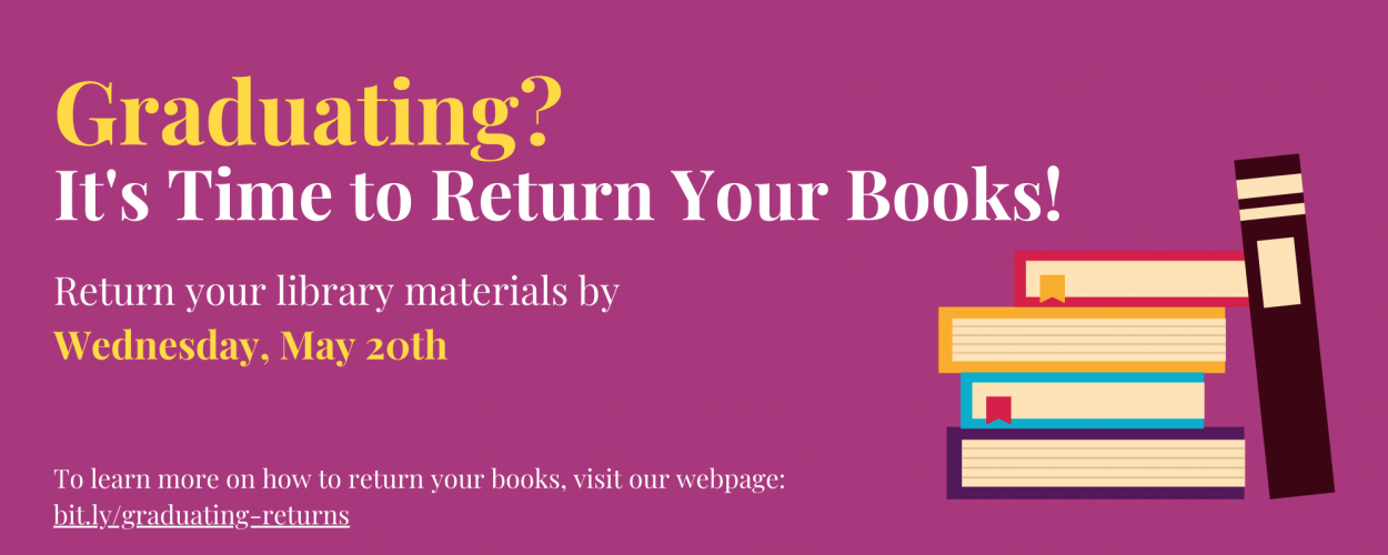 Ways to return library materials