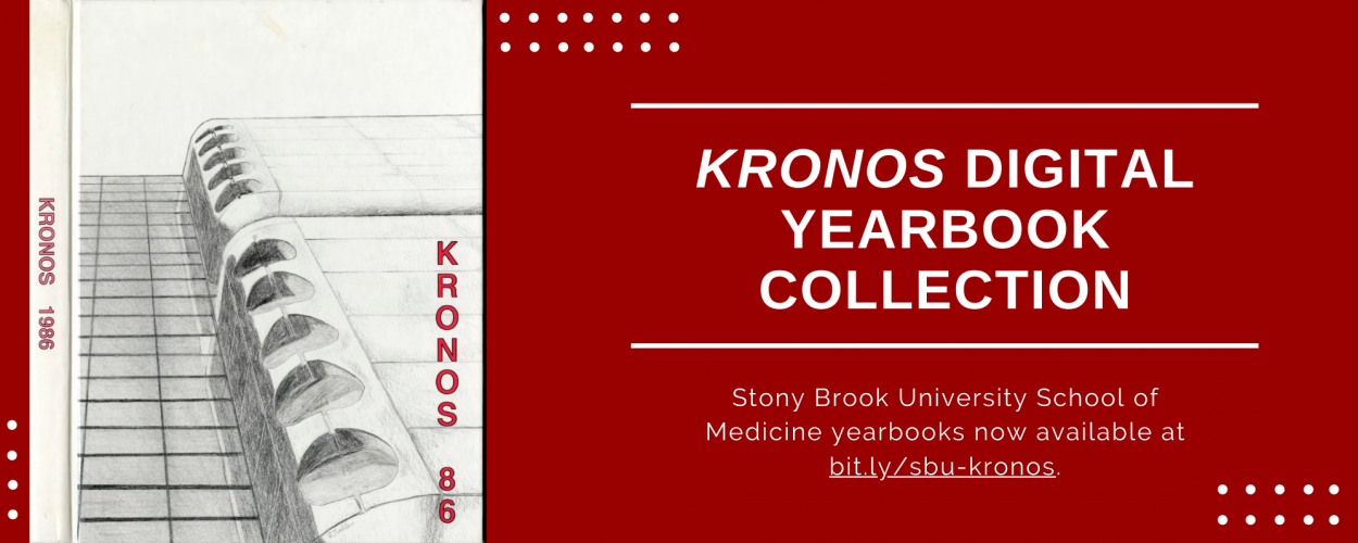 New Digital Collection – Kronos Yearbooks