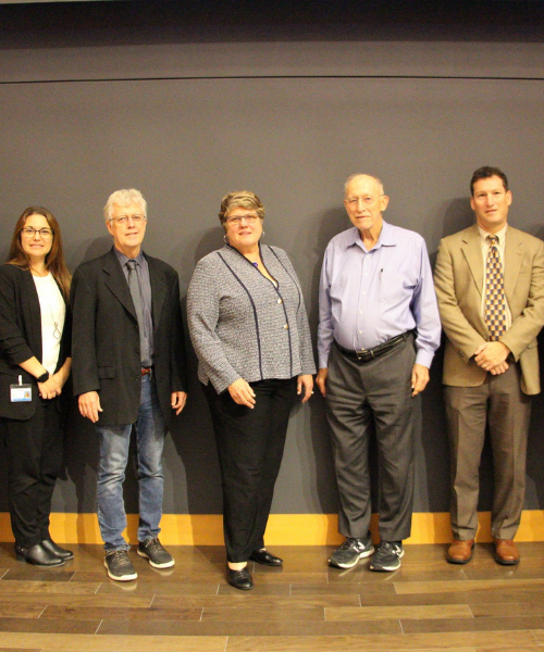 Group photo at Prelec Memorial Lecture