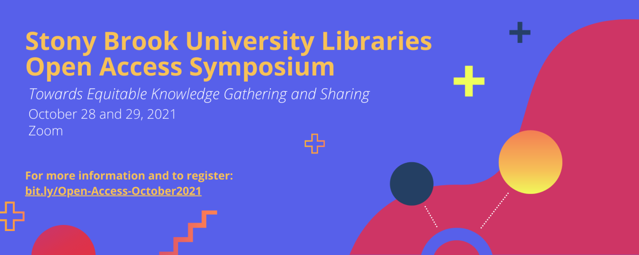 Open Access Symposium Registration 2021